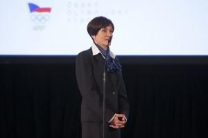 Květa Pecková (Jeriová) je nejen trojnásobnou olympijskou medailistkou  v běhu na lyžích, ale také předsedkyní Českého klubu fair play.