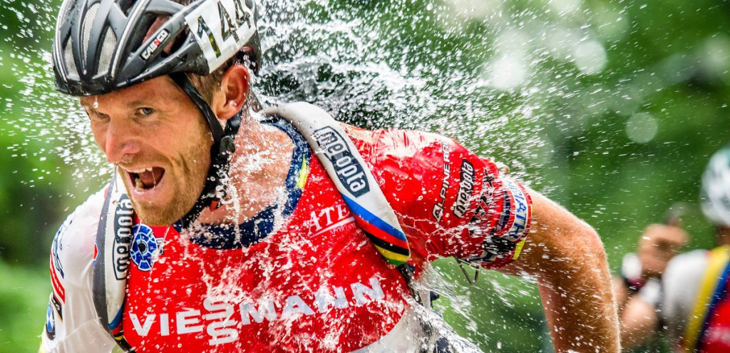 Michal Šlesingr nebude na startu Mistrovství ČR v biatlonu na kolečkových lyžích scházet