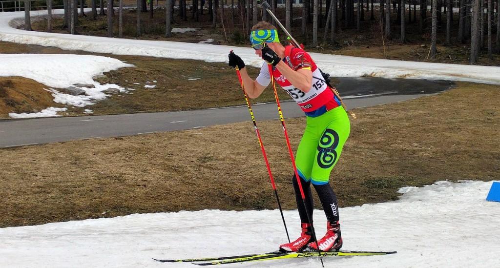 Jakub Procházka z Letohradu má  zlato ze závodu dvojic, bronz ze sprintu a přispěl svému klub k vítězství v ČP družstev