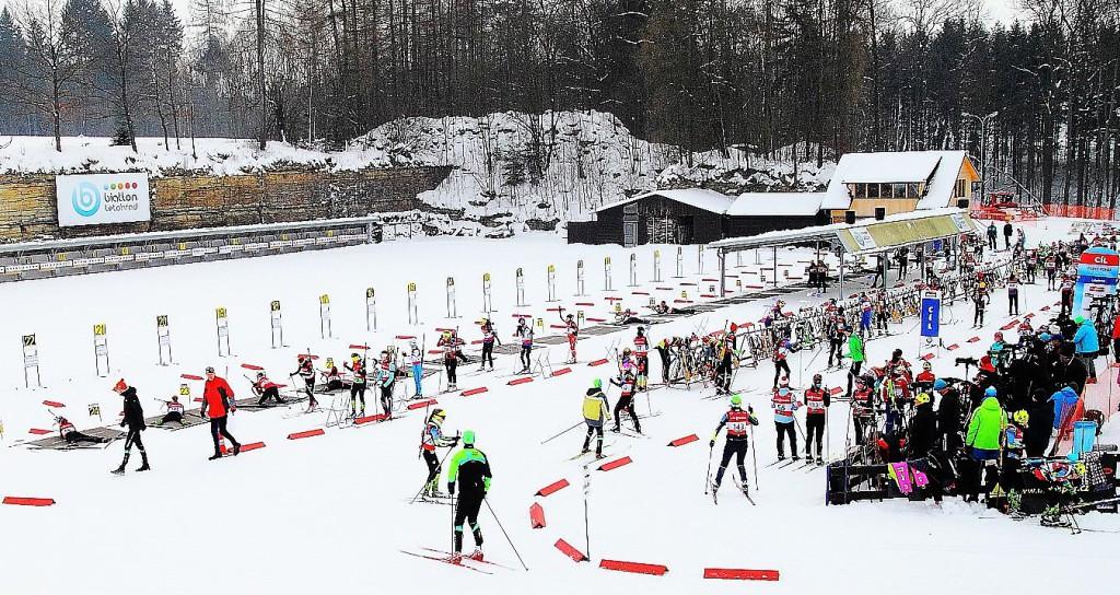 Areál Šedivský lom Klubu biatlonu v Letohradě bude během ODM 2018 hostit: biatlon, bežecké lyžování i orientační závody v běhu na lyžích