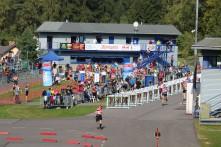 """Areál klubu SKP Jablonex """"Mšeno-Břízky"""" byl dějištěm MČR v lertním biatlonu 2016."""