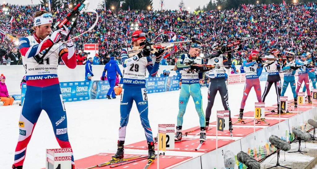 Před rokem v NMNM už to vypadalo, že se Jaroslav Soukup vrací do své bývalé pohody. V polovině závodu s hromadným startem byl dokonce druhý...