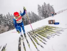 Český tým testuje v Duryňském lese už od počátku týdne