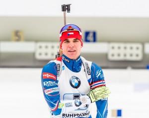 Michal Krčmář doběhl v této sezóně už 5x v Top Ten