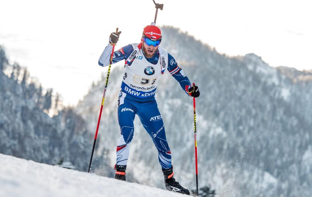 Micha Šlesingr závodí v této sezóně v excelentní běžecké formě