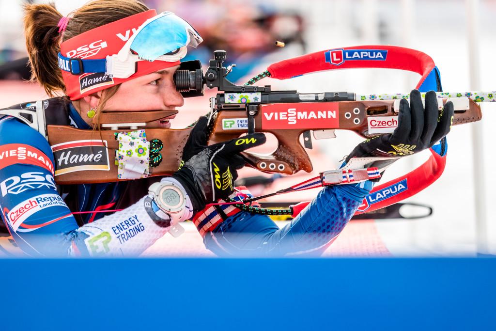 Ležka  byla dnes základem úspěchu Veroniky Vítkové ve sprintu na 7,5 km