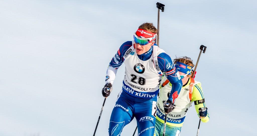 Ondřej Moravec, to je bourák! Svoje poslední tři starty ve sprintech SP proměnil postupně v 5., 2. a 7. místo!