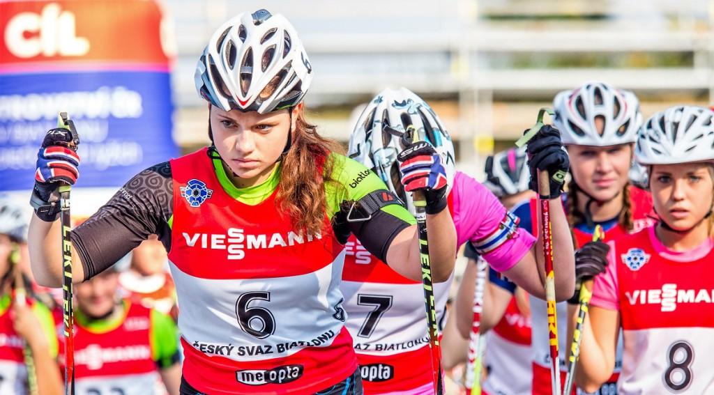Český šampionát představí také talenty z dorosteneckých a juniorských kategorií