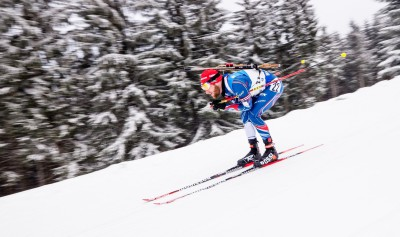 Po úspěchu nebere Michal Šlesingr  na milost Oberhof ani doping