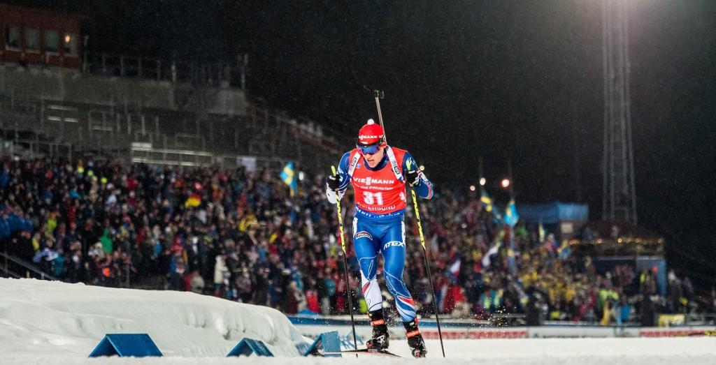 Michal Krčmář už si začíná v běhu věřit