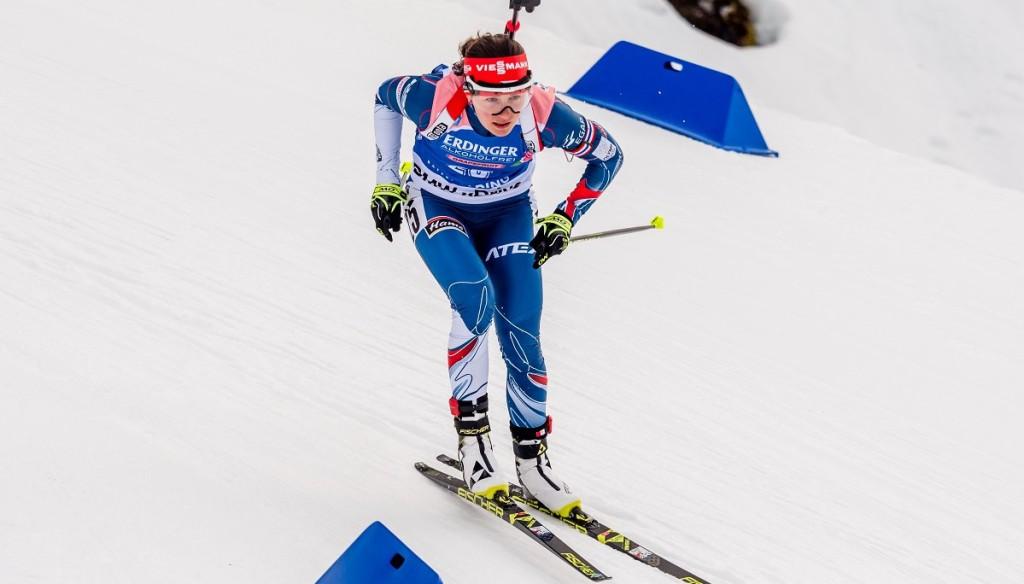 Na trati vytrvalostního závodu byla Veronika Vítková devátou nejrychlejší běžkyní