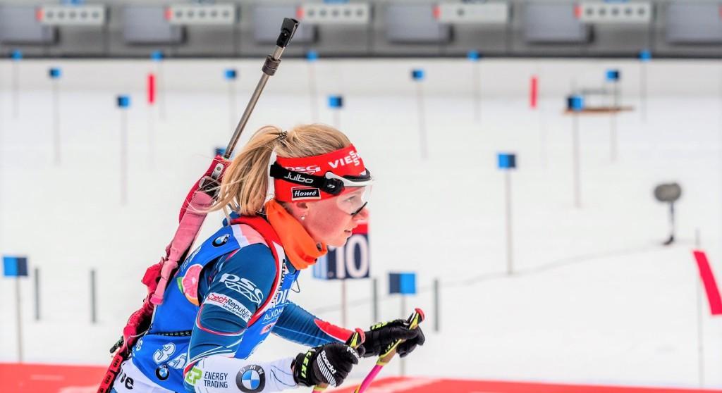 Eva Puskarčíková dosáhla 5. nejrychlejšího běžeckého času