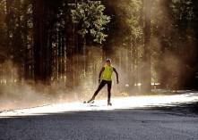 Pokljuka - Týna Černá a dopolední lyžovačka