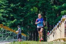 Pavla Schorná vyhrála v kategorii žen A závod s hromadným startem i sprint.
