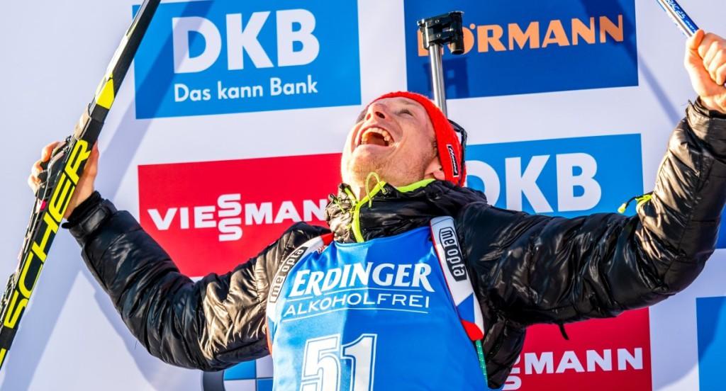 Věřme, že Ondřej Moravec se budu v zimní sezóně opět takto radovat!