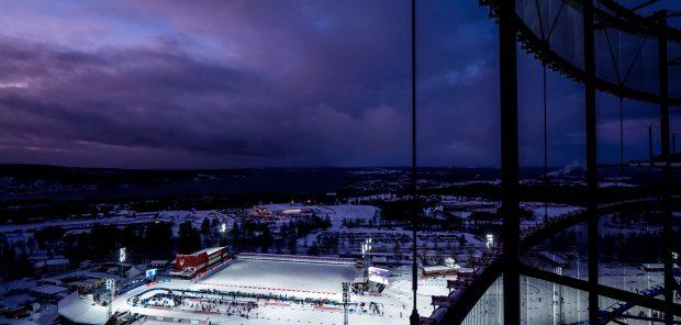 SP Östersund 2019, smíšená štafeta
