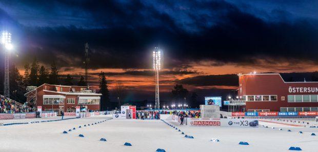 SP Östersund 2019, sprint žen