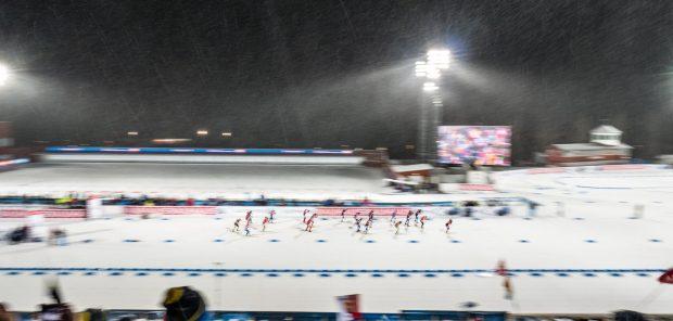 SP Östersund 2019, štafeta žen