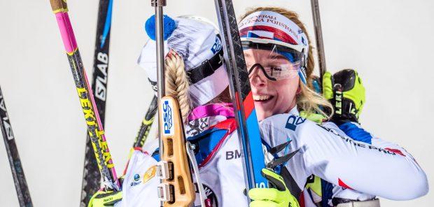 Östersund v kostce: Davidová odstartovala sezónu medailí, Štvrtecký prvními body