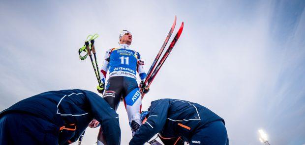 SP Östersund 2019, sprint mužů