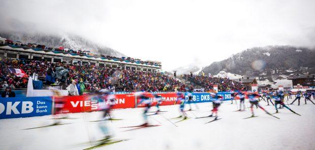 SP Le Grand-Bornand 2019, hromadný start mužů