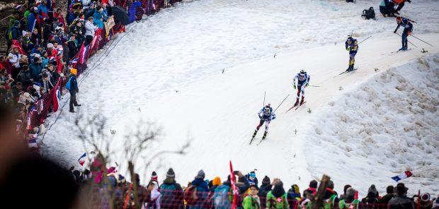 SP Le Grand-Bornand 2019, stíhací závod mužů