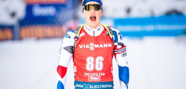 Excelentní běh pomohl Štvrteckému ve sprintu v Hochfilzenu k životnímu 29. místu