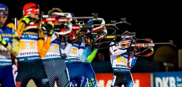 SP Östersund 2019, štafeta mužů