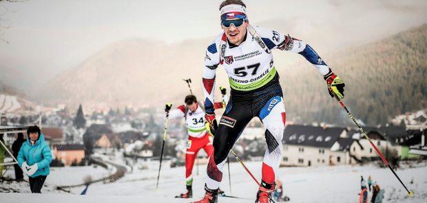 Páté kolo IBU Cupu mělo v Osrblie na pořadu sprinty: 23. Václavík, 24. Jurčová