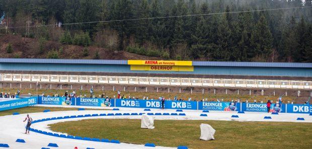 SP Oberhof 2020, sprint mužů