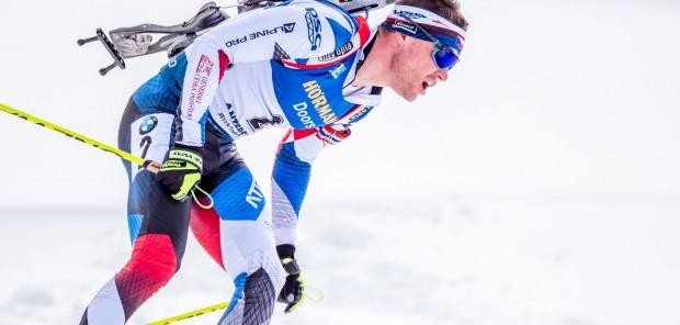 MS Anterselva 2020, sprint mužů