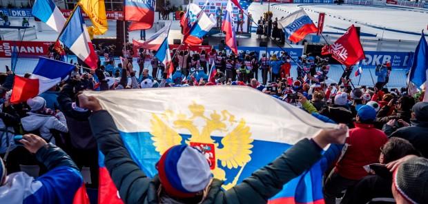 Dočkají se české biatlonistky konečně bronzu ze Soči? CAS potvrdila diskvalifikaci Rusky Zajcevové