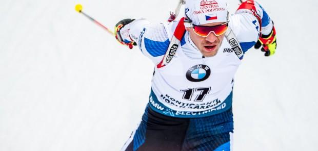 """Hlavně zůstat zdravý, přeje si před """"všelijakou"""" sezónou Adam Václavík. A doufá, že využije kilometry najeté na sněhu"""