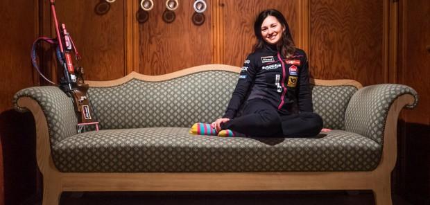 Olympijská medailistka Veronika Vítková ukončila kariéru. Bude maminkou
