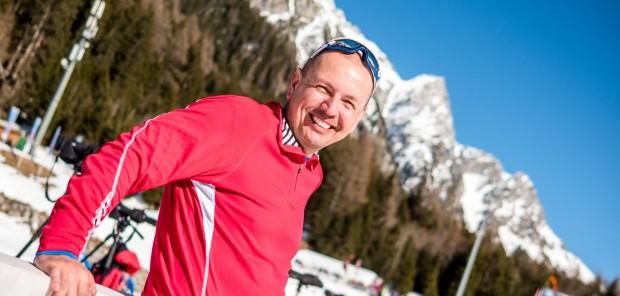 Musíme předcházet nemocem, říká lékař českých biatlonistů a vášnivý lyžař Libor Vítek