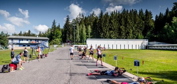 Čeští biatlonisté mají za sebou tradiční testy. Ozvláštnil je výjezd na Ještěd