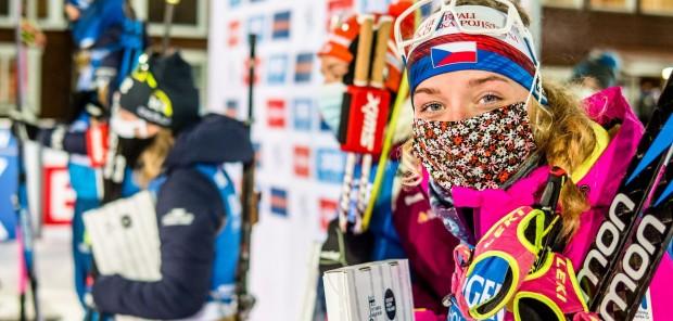 SP Kontiolahti 2020/21 #2, sprint žen