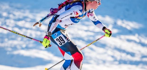 SP Hochfilzen 2020 #2, sprint žen