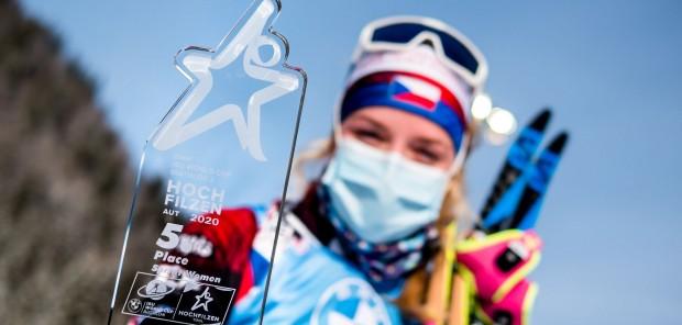 SP Hochfilzen 2020 #1, sprint žen