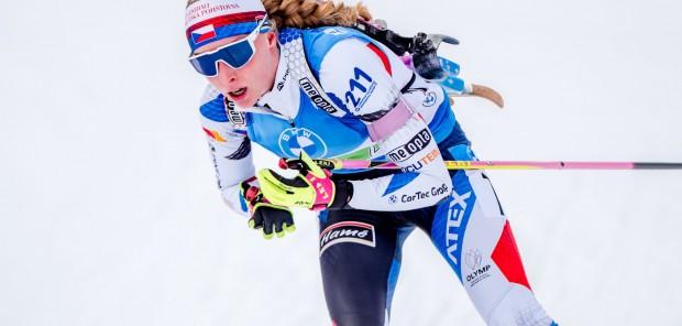 Češi v akci, 14. 1. – Davidová bude chtít opět uspět ve sprintu v Oberhofu. V Arberu začíná IBU Cup
