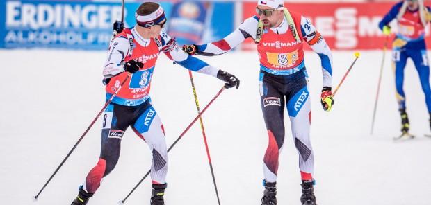 Čeští biatlonisté skončili ve štafetě v Anterselvě až 19.