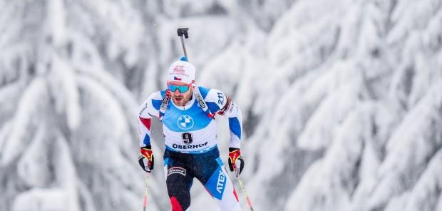 SP Oberhof 2021 #1, sprint mužů