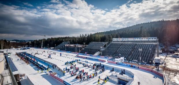 Info ke vstupenkám na Světový pohár v biatlonu v NMNM 2021