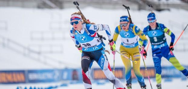 SP Östersund 2021, sprint žen