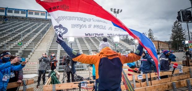 SP Nové Město 2021 #2, stíhací závod mužů