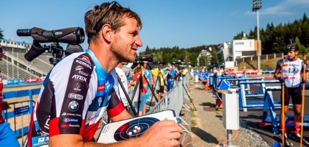 Legenda českého biatlonu Zdeněk Vítek připravuje tým juniorek a dorostenek
