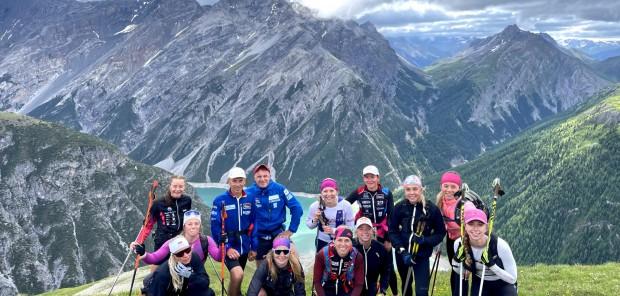 Ciao Livigno! České biatlonistky trénují v italských Alpách