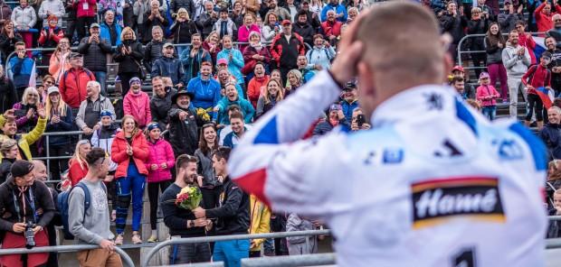 Letní MS Nové Město 2021, stíhací závod mužů
