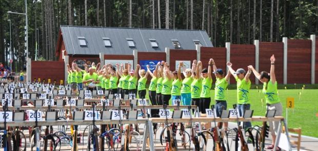 POZOR! Změna programu II. kola Českého poháru v letním biatlonu D+D v Jilemnici