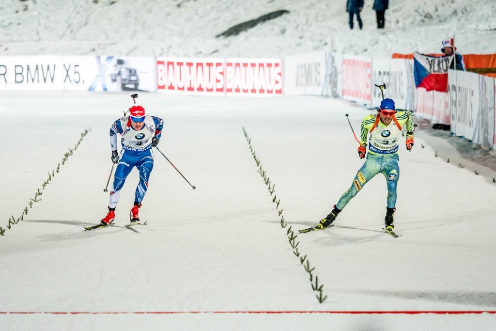 Ondřej Moravec bojoval až do posledních metrů